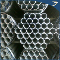 Anti-rust treatment surface hdg Steel Pipe / gi pipe price list / strong and economical galvanized steel pipe lives