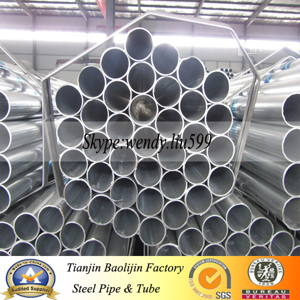 Bs1387 Class A B C Galvanized Steel Pipes G I Pipe
