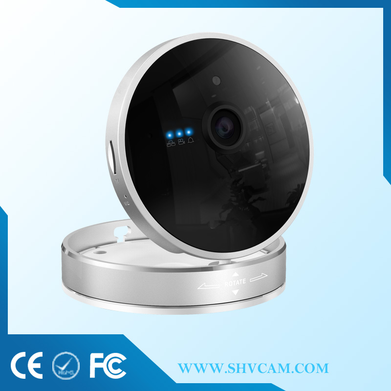 New Model China Wholesale SHV-3-C10A supported Remote receiving wireless ip video camera