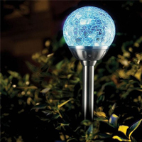 Solar Garden Ball Light