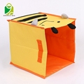 High Quality Home Use Multipurpose Foldable Non woven Storage Box
