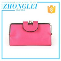 2016 newest frame purse woman