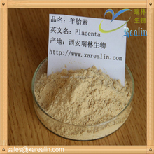 Anti-aging Cosmetic Ingredients Placenta Powder High Quality Ovine Placenta for Skin Whitening