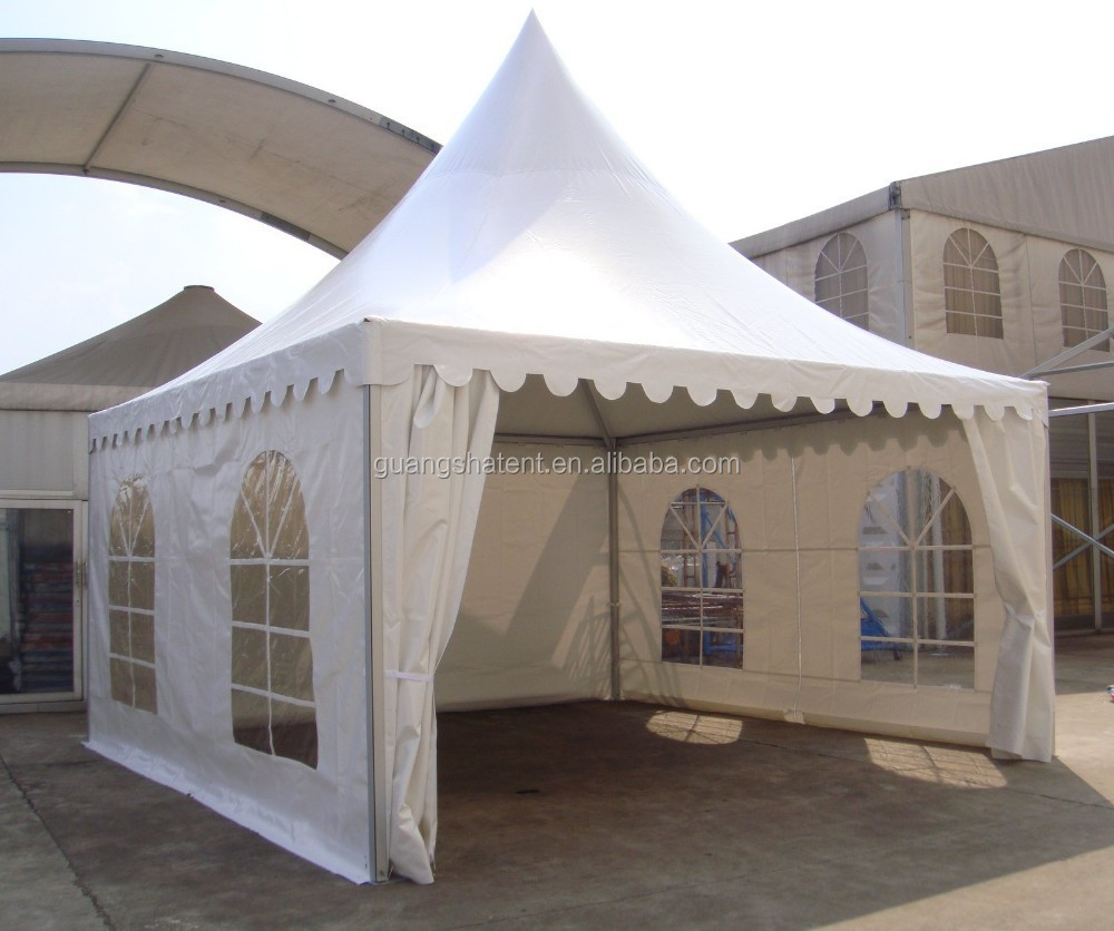 european style pagoda tent for exhibition