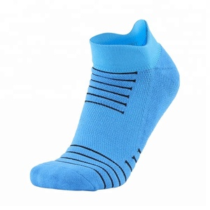 Custom Logo Cotton Ankle Socks For Men