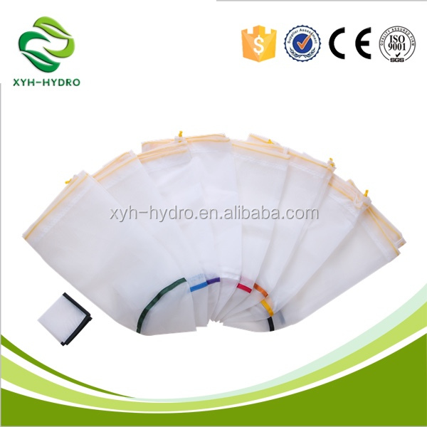 hydroponics filter bag/Bubble Hash Bag/bags ice extraction