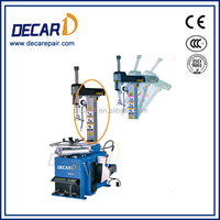 Tire mounting equipment , tire changer machine for car workshop