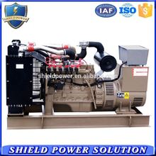 Combined cycle Natural gas generator power plant