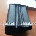 customized foam rubber silicone extrusions