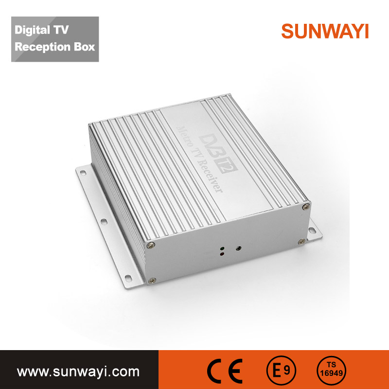 TV Receiver Box with USB playback and recording function