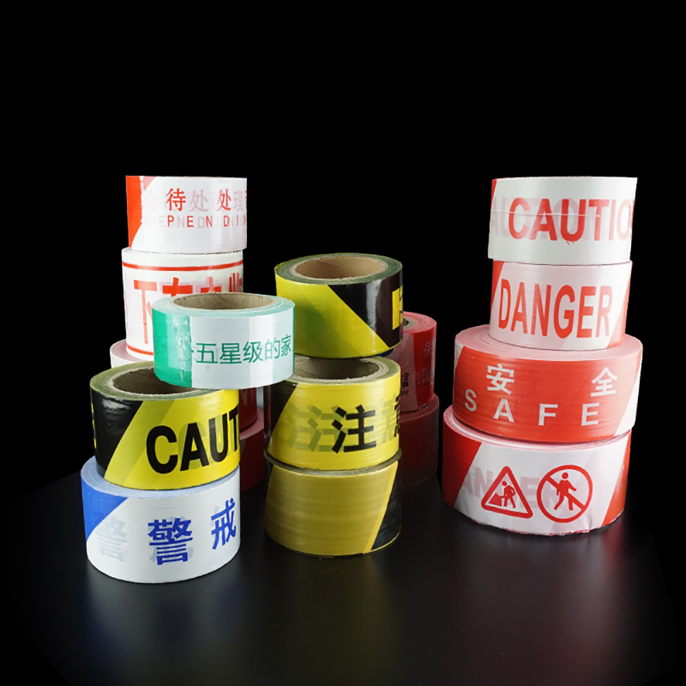 Hot Selling Customed Printed PE Warning Caution Tape