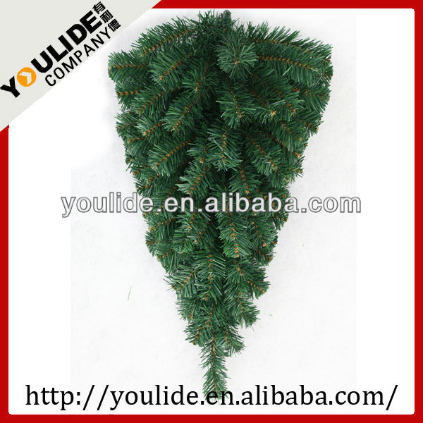 60CM upside down christmas tree or wall hanging christmas tree