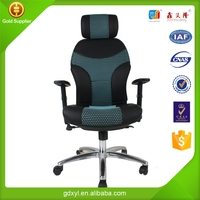 XYL Elegant Top Quality Factory Direct Funiture Office Chair with Head Rest SGS Certificated