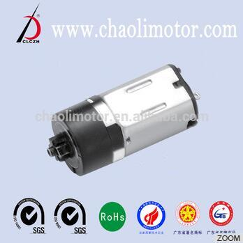 10mm CL-JSXXX-M20 gear motor low speed low noise for toys electric lock