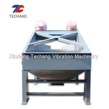 Carbon steel dehydrating vibrating sieve machine