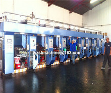 Best new plastic High-speed Rotogravure Printing Machine Gravure printing machine Film printing machine