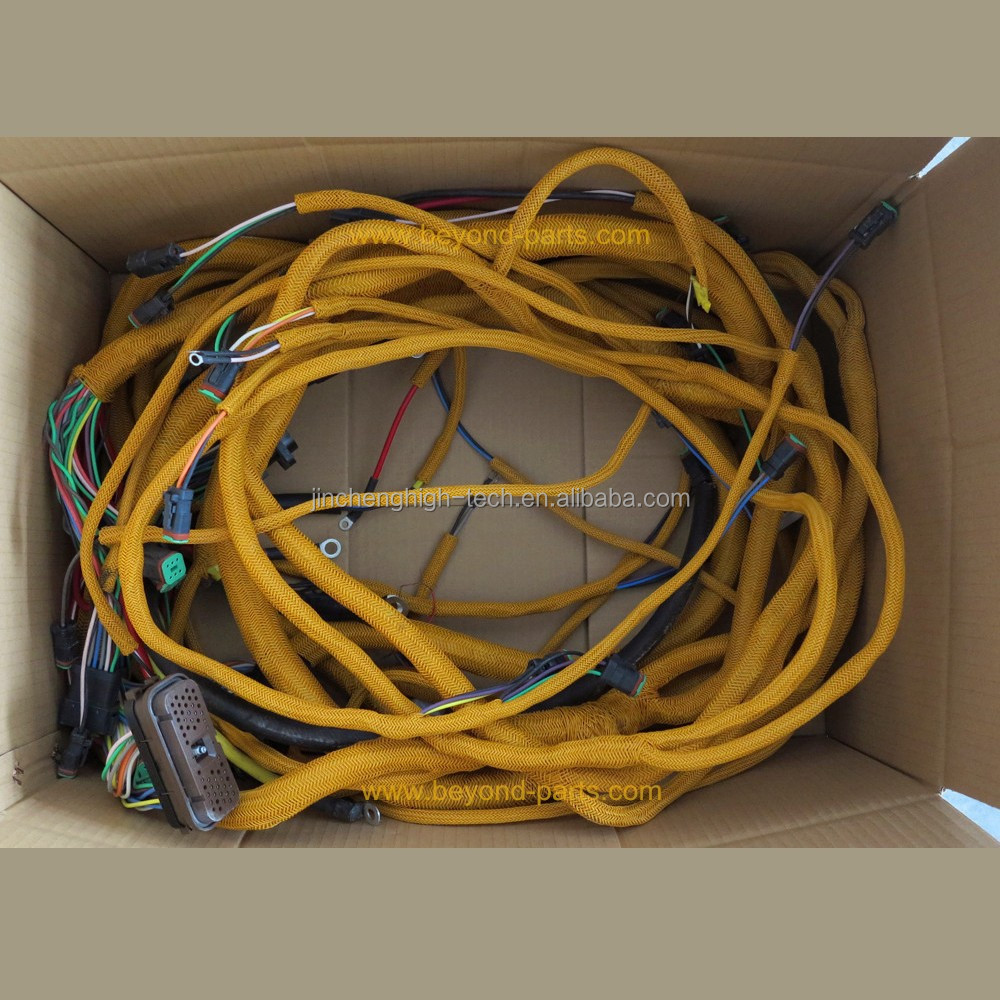 320c Excavator Complete Wiring Harness Outer In Cabin For Pump Wire Management Assembly Buy Harness320c