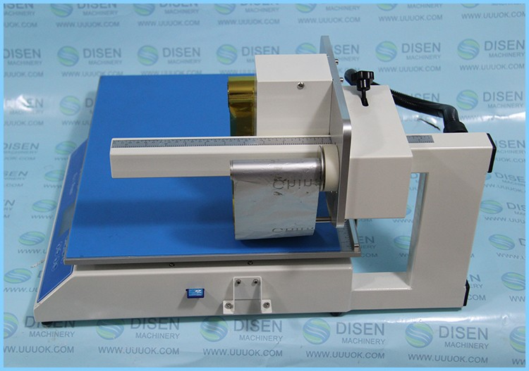 High precision digital 8025 leather automatic hot foil stamping machine price