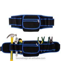 Durable small Electricians Waist Pocket Tool Belt Pouch Bag, Waterproof Mens Waist Pack