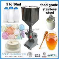 Jam filling machine, honey filling machine, yogurt filling machine