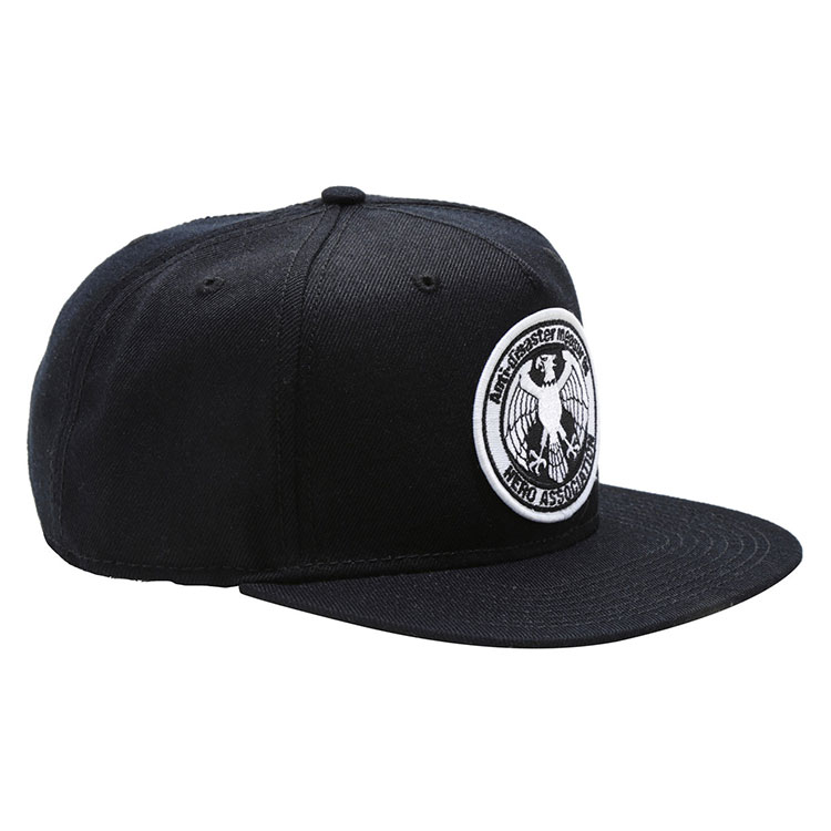 Guangzhou Factory Custom High Quality 6 Panel Professional Manufacturer snapback cap with string