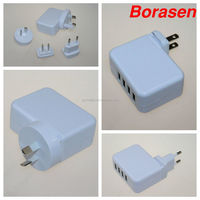 Multi port usb charger,wall charger,charger for mobile