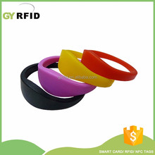 Custom logo Rfid Disposable Wristband