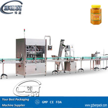 Stainless steel soy sauce filling machine/juice filling machine/vinegar filling machine production line