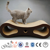 New Cardboard pet products, cat scratcher, cat scratching post