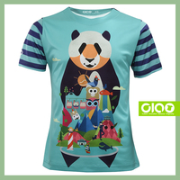 Ciao Sports wear - china online shopping plain white breathable men's o neck vintage retro tee tops t shirts for Gabon