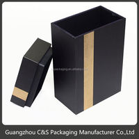 Sales Promotion High-End Handmade Supplier In Guangzhou Log Vintage Wood Wine Box