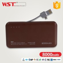shenzhen consumer electronics DP622 quick charge 2.0 smart power bank