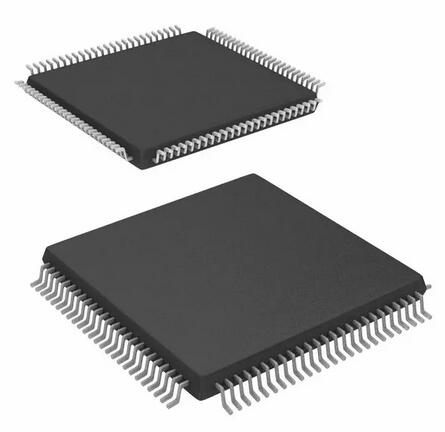8-bit 16MHZ 64TQFP Microcontroller ic ATMEGA1281-16AUR with 64K/128K/256K Bytes In-System Programmable Flash