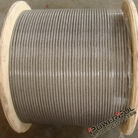 4mm Thin and Strong Non Rotating Vinyl Coated Wire Rope Manufacturers with Material Properties