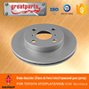 Hot Auto Parts for TOYOTA VITZ/PLATZ/ECHO/FUNCARGO/SOLUNA disc brake system 43512-52050/43512-52010/43512-52020/1351252020