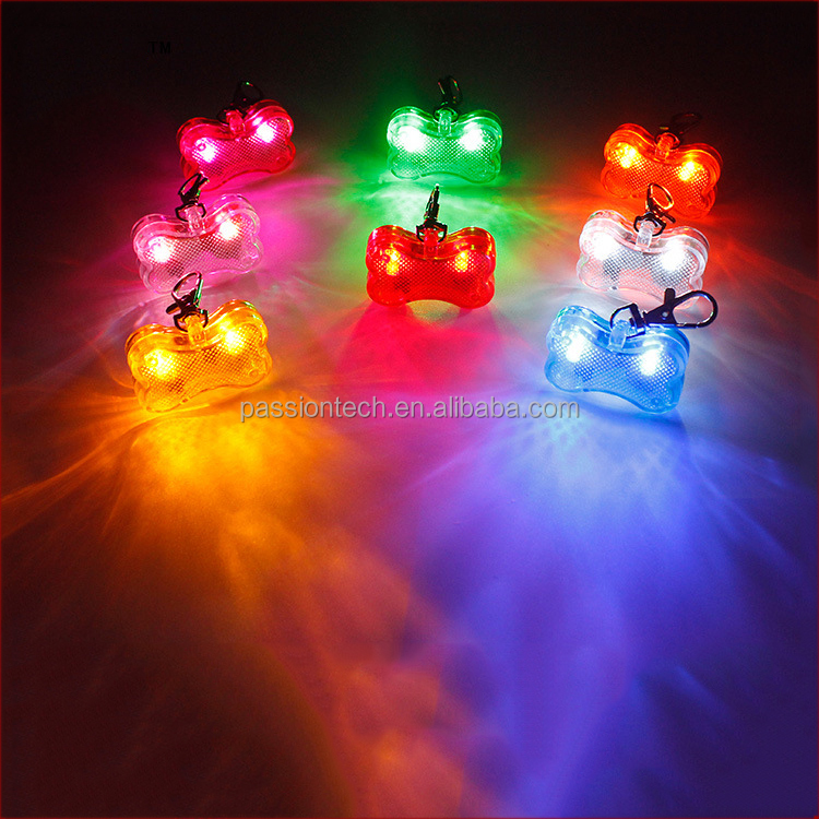 Factory price new electronic devices lights for dogs at night