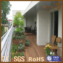 competitive price wpc outdoor decking floor