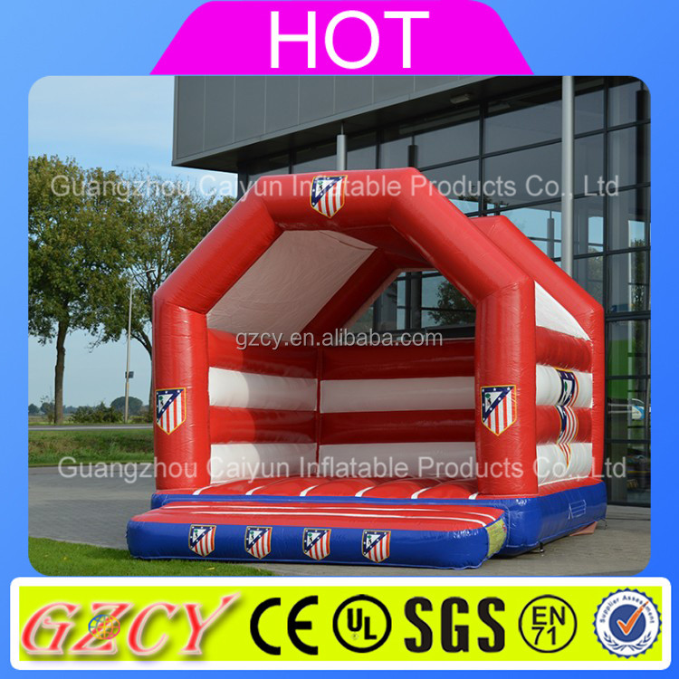 Happy party jumping castles inflatable kids bounce house for sale