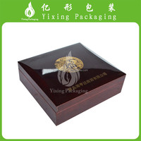 YX newly arrival wooden box square for dry food