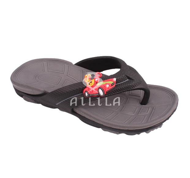 Beach house children slippers eva flip flops for kids