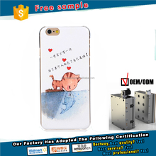 High Pricision Plastic Phone Case Manufactory