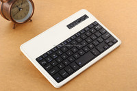 Universal Wireless Bluetooth 78-Key Keyboard for iOS, Android, Windows - White