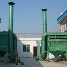 Modular Baghouse Dust Collector for Thermal Spray
