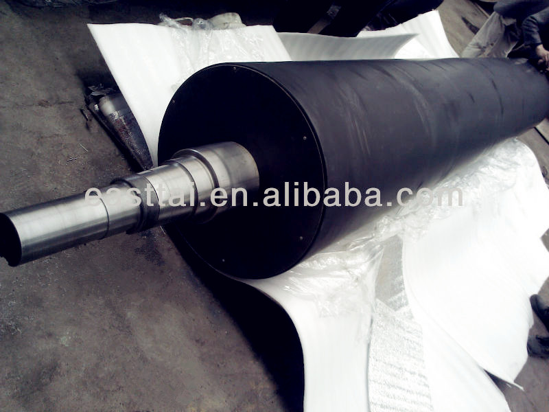 Spare parts for paper machine of Breast roll