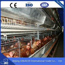 POUL TECH Chicken Cage With Manure Belts Hot Sale!!!