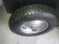 Rubber Wheel,Rubber Tire,Trolley Wheel