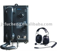 Batteryless telephone Marine telephone,Multi-way headset type sound powered telephone
