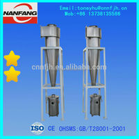 Nanfang XPseries spiral dust cleaner Stone Boiler Chmeistry Pharma