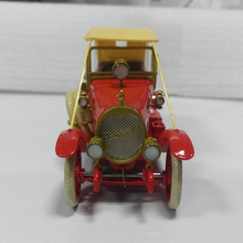 Best price of metal diecast antique car model with certificate