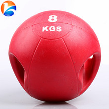 cross fitness dual grip med ball